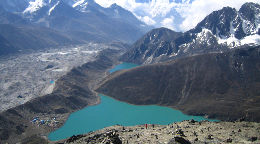 Everest Gokyo Lake, Chola pass 17 days