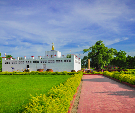 Lumbini Tour 04 days
