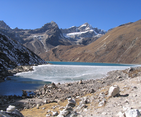 Everest Base Camp Gokyo Lake Trek